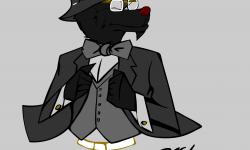 wolf-suit
